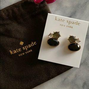 Kate Spade Cluster Gem Earrings
